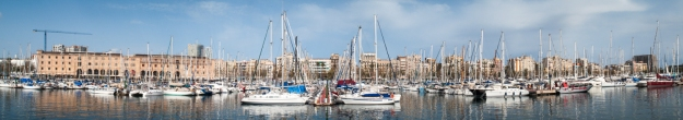 Marina Port Vell, Barcelona